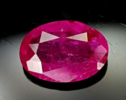 0.69CT NATURAL RUBY HEAT ONLY IGCMR43