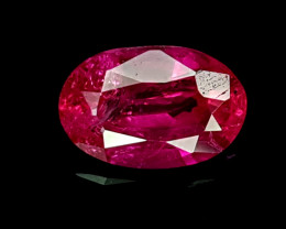 0.67CT NATURAL RUBY HEAT ONLY IGCMR44