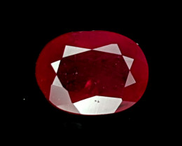 0.66CT NATURAL RUBY HEAT ONLY IGCMR46