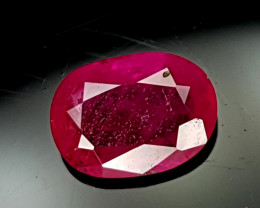 0.61CT NATURAL RUBY HEAT ONLY IGCMR50