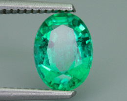 Clean Emerald 1.81 ct Lively Color Zambia SKU-35