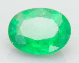 1.95 ct Zambian Emerald Vivid Green Color SKU-36