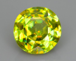 Rare AAA Fire 1.41 ct Sphene Sku-62