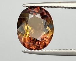 Natural Dark Pink Tourmaline 3.40 Cts Good Quality Gemstone