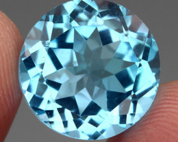 21.60 ct.  Natural Earth Mined Top Quality Blue Topaz Brazil