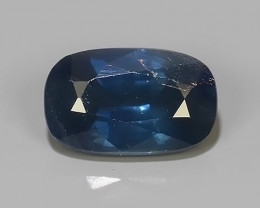 1.25 CTS EXCELLENT NATURAL ULTRA RARE MADAGASCAR  BLUE SAPPHIRE!$250.00
