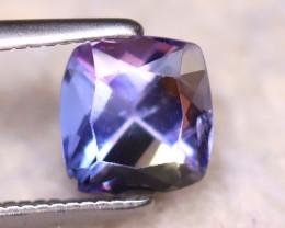 Tanzanite 1.18Ct Natural Purplish Blue Tanzanite D2703/D3