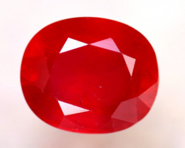 Ruby 7.77Ct Madagascar Blood Red Ruby D2710/A20