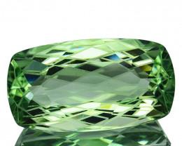 ~CUSTOM CUT~ 20.56 Cts Natural Prasiolite / Amethyst Fancy Cut Brazil