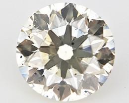0.15 CTS , Light Colored Diamond,  Diamond For Jewelry