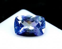 1.20 CT Natural - Unheated  Blue Tanzanite Gemstone