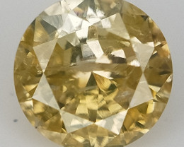 0.10 CTS , Natural Color Diamond , Diamond For Jewelry