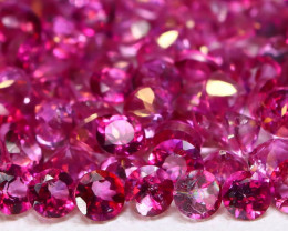 Pink Topaz 5.76Ct Calibrate 2.0mm Natural Pink Color Topaz Lot B2542