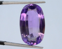 Deep Purple 6.30 Ct Natural Amethyst ~ Africa A.Q