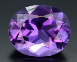 Deep Purple 4.25 Ct Natural Amethyst ~ Africa A.Q
