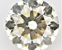 0.19 CT , Round Brilliant Diamond , loose Diamond For Jewelry