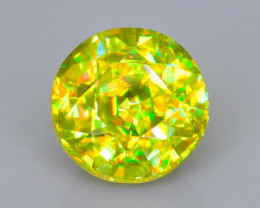 Rare AAA Fire 1.63   ct Sphene Sku-62