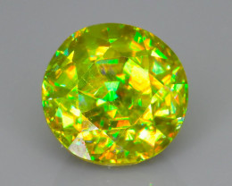 Rare AAA Fire 2.36 ct Sphene Sku-62