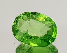 0.71Crt Tsavorite Garnet Rare  Natural Gemstones JI27