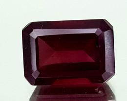 3.15Crt Rhodolite Garnet  Natural Gemstones JI27