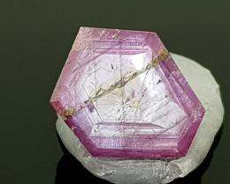 4.71Crt Trapiche Ruby Unheated Natural Gemstones JI27
