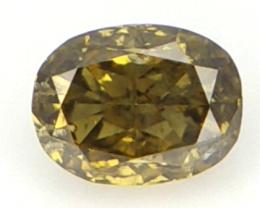 0.14 CT , Color Natural Diamond , Diamond For Jewelry