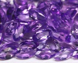 Amethyst 5.40Ct Marquise Cut Natural Purple Amethyst Lot B2620
