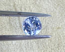 0.62ct unheated blue sapphire
