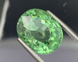 GIA 7.39 Cts Cts Fine Grade Paraiba Tourmaline Excellent Luster