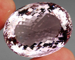 Museum Size Very Clean 138.97 ct 100% Natural Top Pink Amethyst