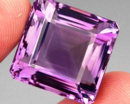 59.98 ct 100% Natural Earth Mined Unheated Purple Amethyst, Uruguay