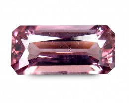 SPINEL 2.361 Cts Purple grey Antique Step Cut BGC431 No Reserve