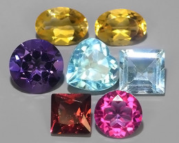 7.15 Cts_Marvelous Fancy Semi Precious Natural Gemstone_~Parcel!!