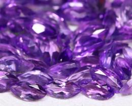 Amethyst 4.66Ct Marquise Cut Natural Bolivian Purple Amethyst Lot B2643