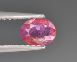 Natural Ruby 0.53  Cts Gemstone