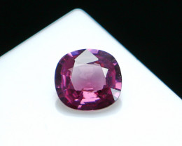 2.21 Cts~ IGI-Certified- Purplish Pink Spinel Gemstone