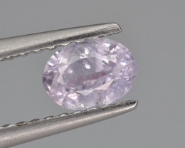 Natural Sapphire 0.58 Cts, Top Luster from Sri Lanka
