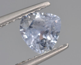 Natural Sapphire 0.68 Cts, Top Luster from Sri Lanka