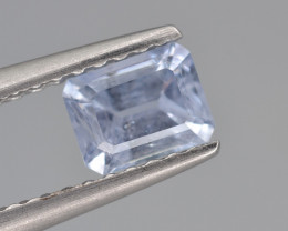 Natural Sapphire 0.71 Cts, Top Luster from Sri Lanka
