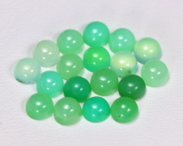 Chrysoprase 10.51Ct Natural Green Color Chrysoprase Lot B7738