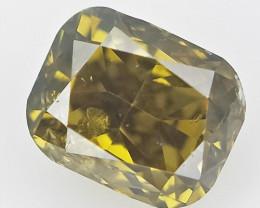 0.12 cts , Color Diamond Gemstone , Diamond For Jewelry
