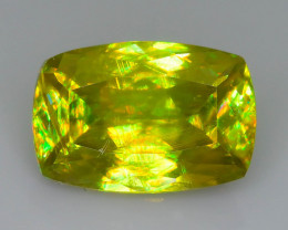 Rare AAA Fire 3.23  ct Sphene Sku-61