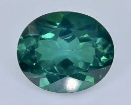 4.28 Crt Natural Topaz Faceted Gemstone.( AB 46)