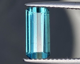 Natural Blue Tourmaline 1.80 Cts Good Quality Gemstone