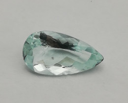 Hiddenite, 4.95ct, very clean and perfect cut stonefrom Afghanistan!
