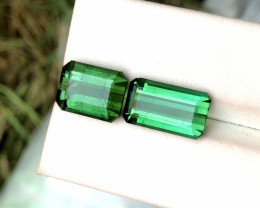10.90 Carats Natural Tourmaline Gemstones Set