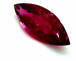 Rubellite 5.05ct Natural Untreated Marquise Nigeria Sourced October Birthst
