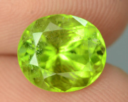Exquisit Color 3.15 ct Himalayan Peridot ~ Pakistan ~ K