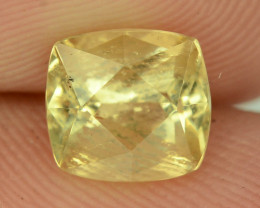 1.90 ct Natural Imperial Topaz ~ Katlang Mine ~ K