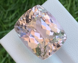 46.86 Cts Lustrous Amazing Quality Natural Kunzite Afghanistan